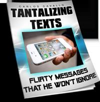 Text Flirting Secrets